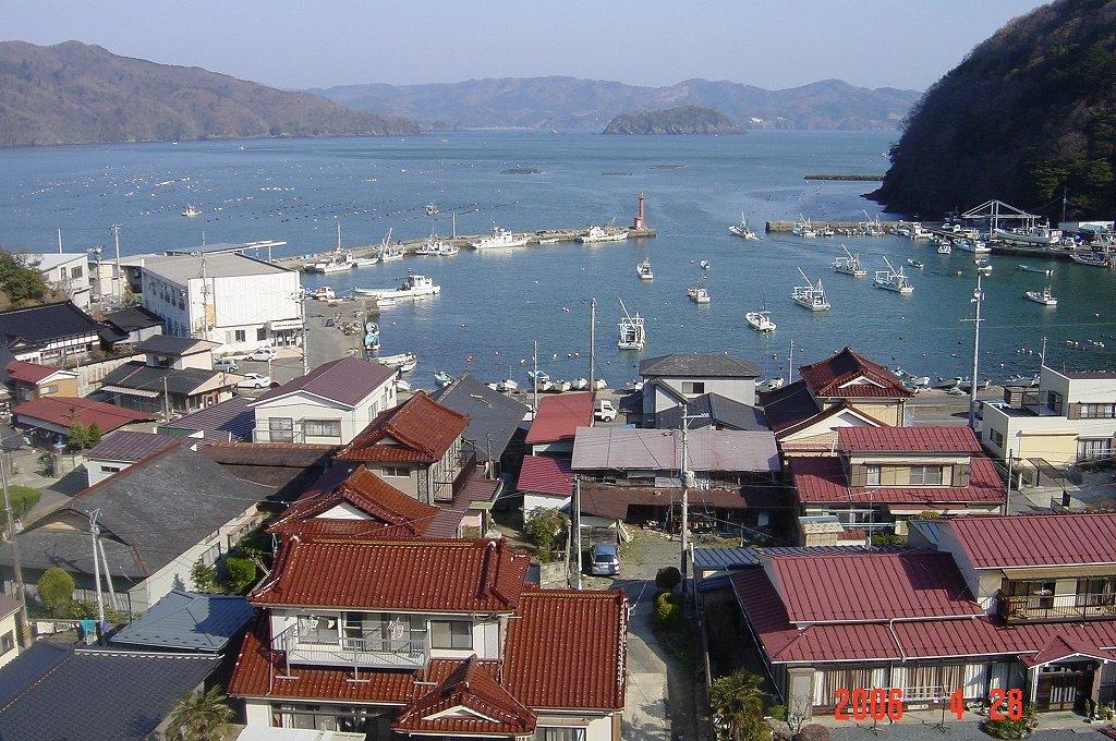 船越から船に乗って函館へ:ふる...