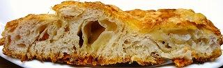 かたまりパン断面