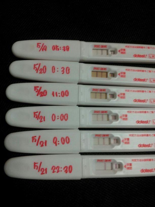 妊娠検査薬 フライング 何 日前