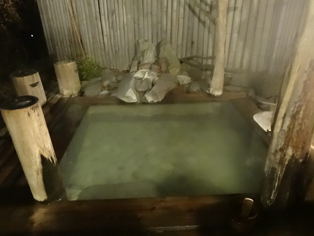 貸切風呂・竹座