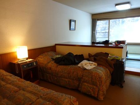小西ホテルお部屋
