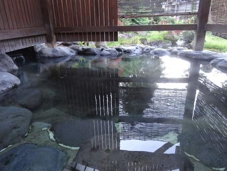 ホテル山川さんの露天風呂