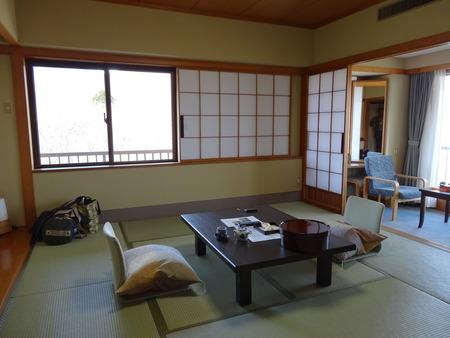 松川屋部屋