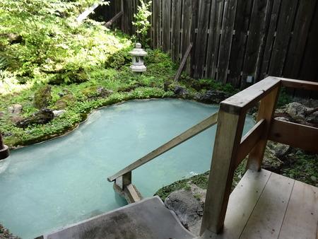 泡の湯露天風呂