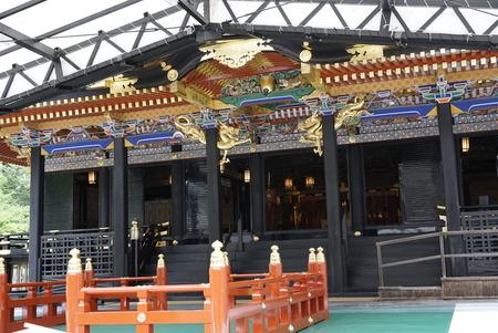 大崎八幡宮・本殿