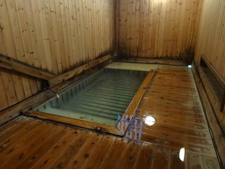 川原湯 浴槽