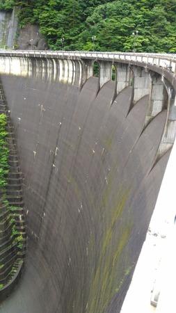鳴子ダム ダムサイト