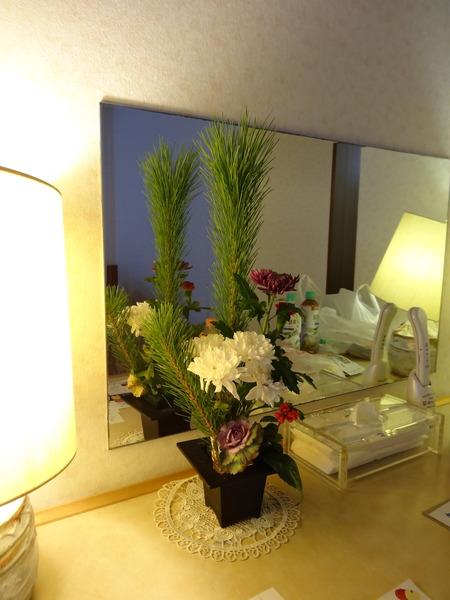 お部屋のお花