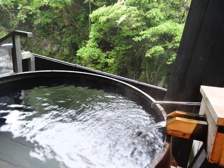 露天風呂・上2