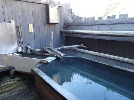 貸切風呂・檜風呂