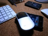 PocketWifiとiPodTouch