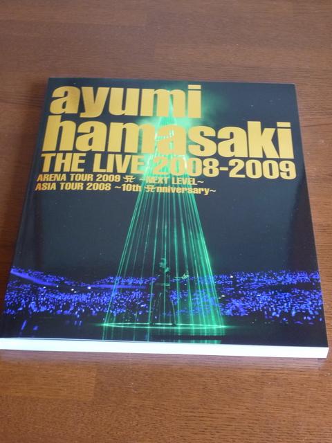 浜崎あゆみ LIVE PHOTO BOOK