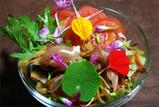 花サラダ1