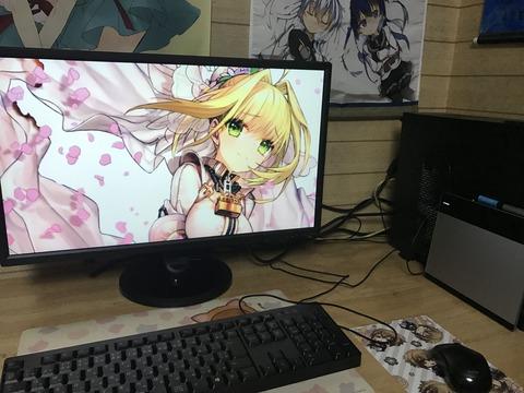 パソコン組んでもらったのとストパIMG_5915