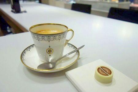 チョコレートペアリングINドゥバイヨル・Ayumiメイドの3パターンを体験して!