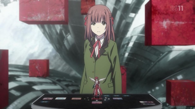 Lostorage incited WIXOSS 10話 感想