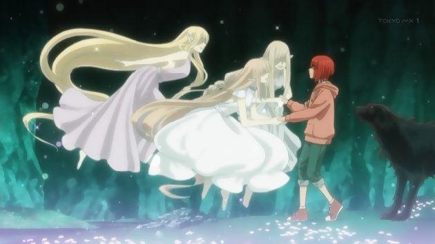 魔法使いの嫁 11話 (12)