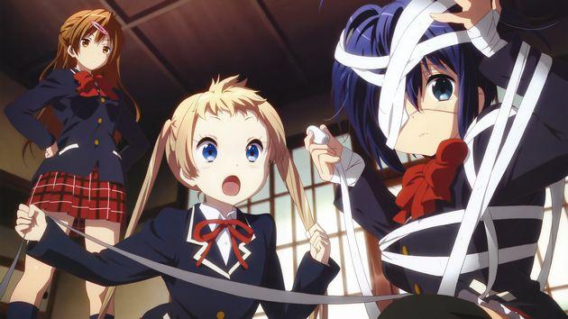 【中二病】京アニの中二病でも恋がしたい!とかいうアニメがぐう面白いんだがwwwww