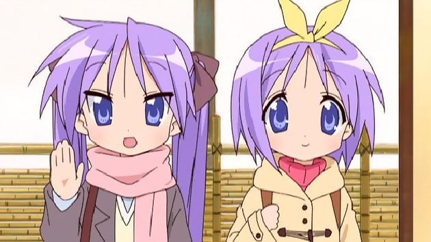 双子キャラ