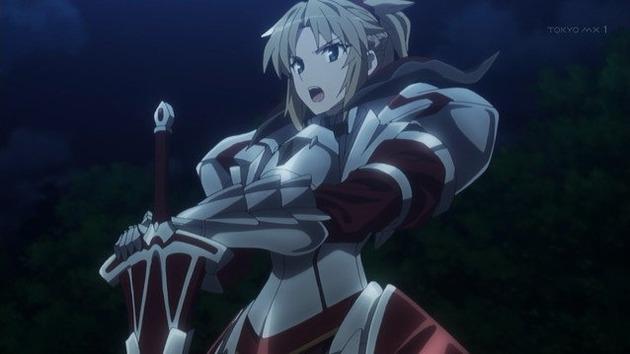 「Fate/Apocrypha」1話