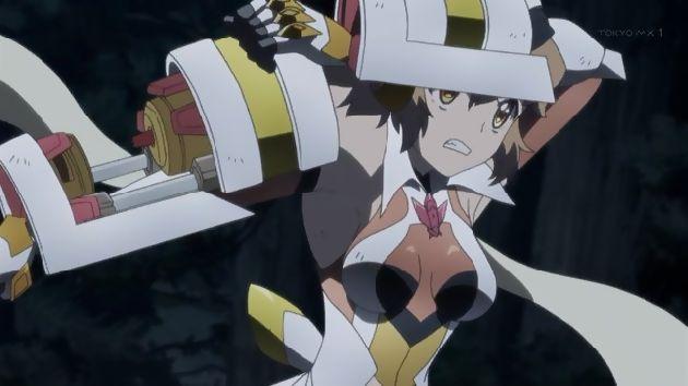 戦姫絶唱シンフォギアAXZ 11話 (009)