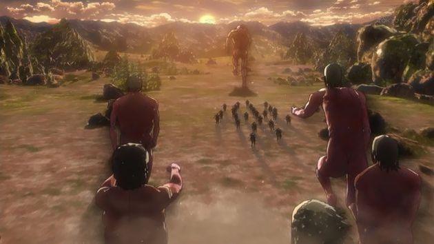「進撃の巨人 Season2」36話 (03
