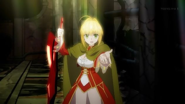 Fate/EXTRA 8話 (06)