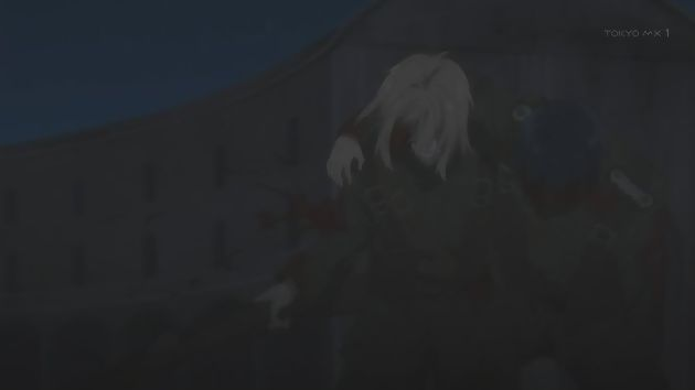 ヴァイオレット・エヴァーガーデン 9話 (01)