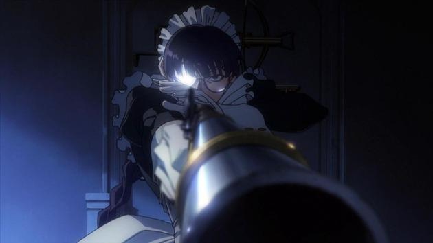 ブラックラグーン アニメ