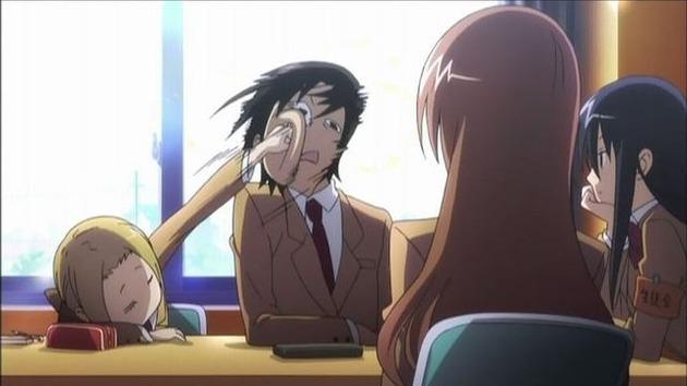 ギャグアニメ