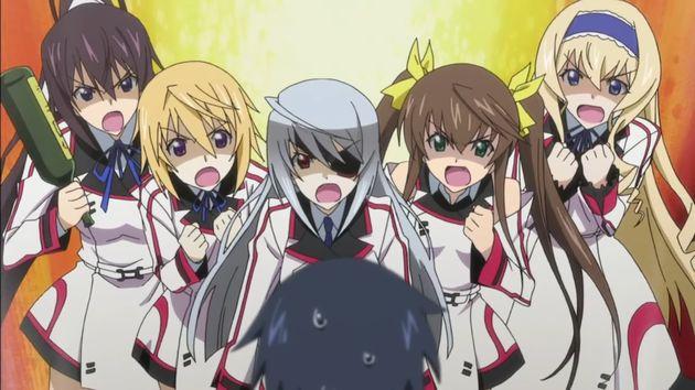 アニメ『IS<インフィニット・ストラトス>』で最も可愛い女の子キャラクターって誰かな・・・!?(画像・解説あり)