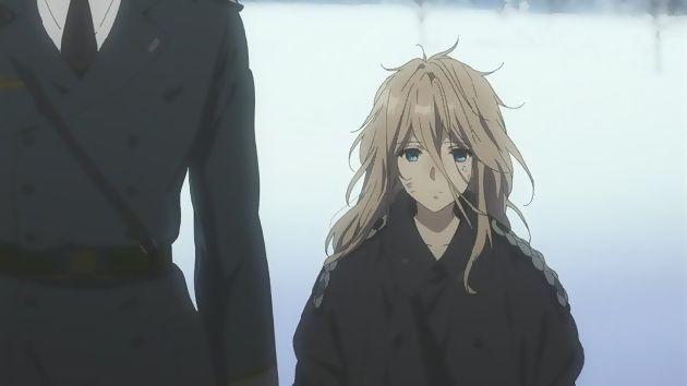 ヴァイオレット・エヴァーガーデン 8話 (07)
