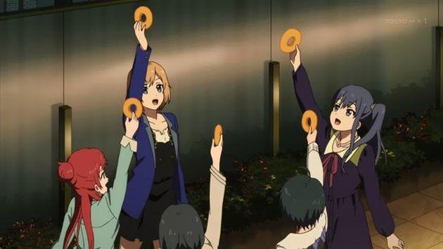 アニメ『SHIROBAKO』を観てるけど・・・声優志望の坂木しずかチャンが出てくるとすごく辛い・・・。