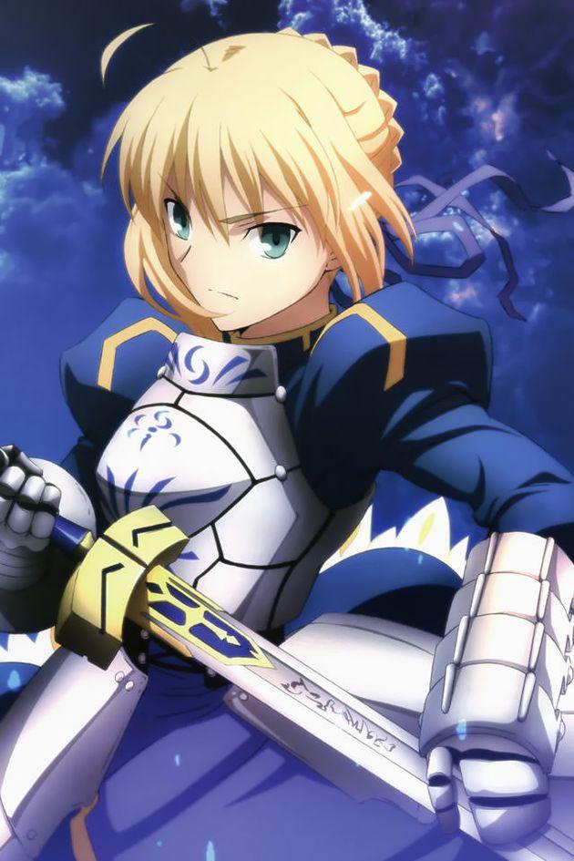 【Fate】青セイバーさんって身長154cmもあるのに小さい、小さいって言われてるよなぁ・・・なぜだろ?