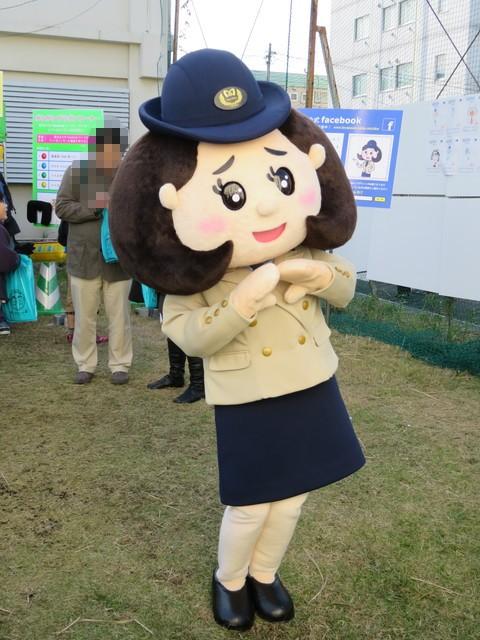 東京メトロ 駅乃みちか 鉄道むすめ キャラ