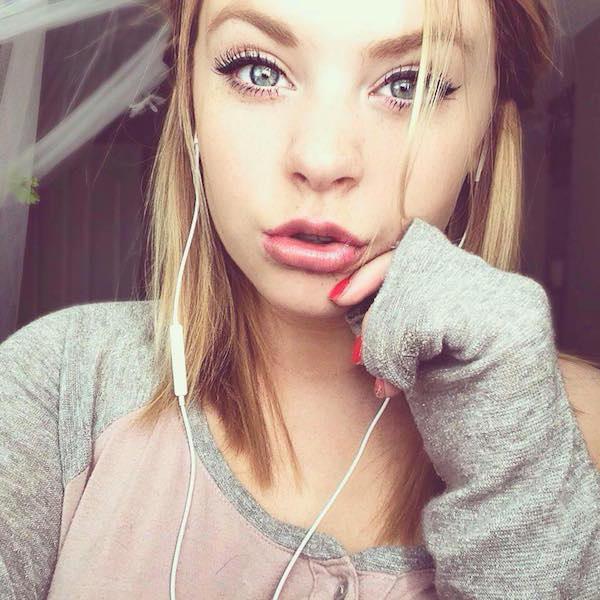 【海外美女】吸い込まれそうな瞳を持つ海外の女の子がマジ綺麗!海外の美人をご紹介!!(画像あり)