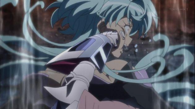 「戦姫絶唱シンフォギアAXZ」2話 (28)