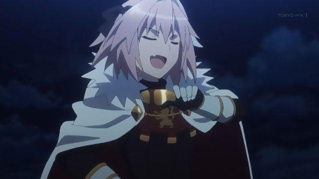 Fate/Apocrypha 14話