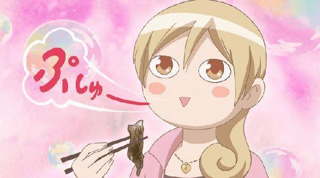 飯テロアニメ