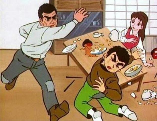 日本アニメに出てくる最強オヤジ10人