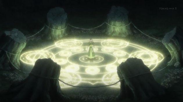 ゼロから始める魔法の書 8話 18