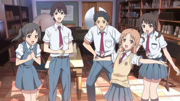 OP 爽やかなアニメ 3大○○ TVアニメ
