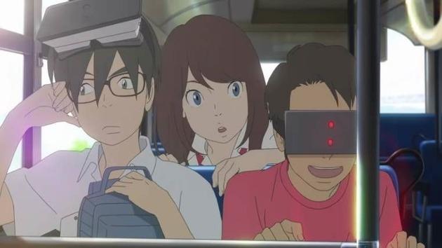 ひるね姫 アニメ映画 神山健治