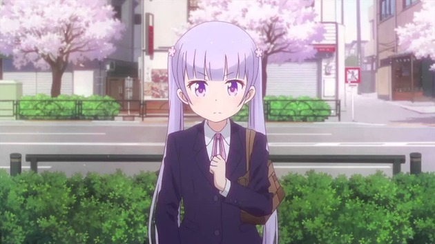 涼風青葉 かわいい キャラ NEW GAME! アニメ