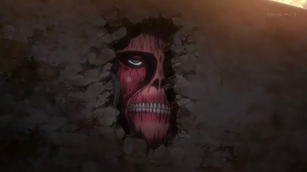 進撃の巨人 Season2 27話