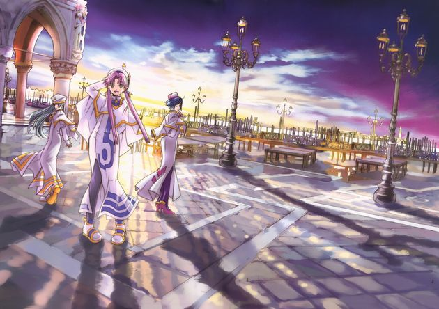 癒し系アニメ『ARIA』とかいう現実世界に絶望してしまうキラキラした神アニメが最高すぎる・・・!!(感想・動画あり)