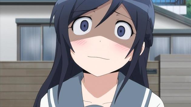 俺の妹がこんなに可愛いわけがない。 新垣あやせ かわいい アニメキャラ