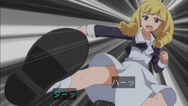 「アクションヒロイン~チアフルーツ~」3話 (47)