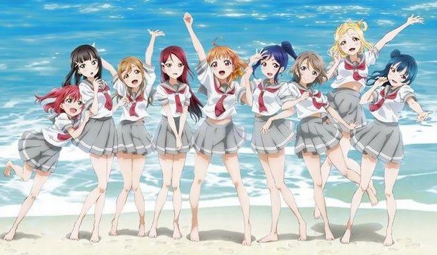 アニメ『ラブライブ!サンシャイン!!』が7月からTVアニメで放送開始・・・!!推しメンはもう決めた・・・!?(PV・画像あり)