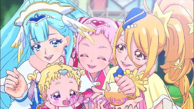 【ニチアサ】日曜日の朝に放送している、「HUGっとプリキュア」と「ゲゲゲの鬼太郎」が面白過ぎぃー!!